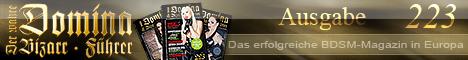 Der wahre Domina Bizarr Führer - das SM-Magazin